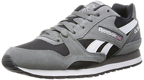 reebok-gl-3000-sneakers-basses-homme-ar1100-39-eu-black-shark-white-40-eu