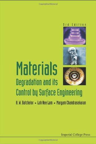 Materials Degradation And Its Control By Surface Engineering (3Rd Edition)