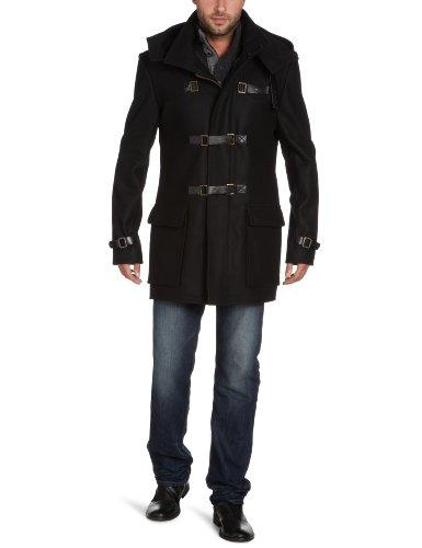 Rich&Royal 23K889 Men's Coat Black C52IN