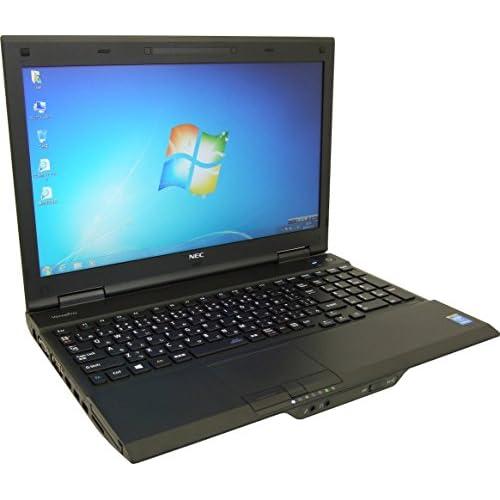【15.6型NECノートパソコン Office2013付き】VersaProシリーズ タイプVL(Core i5/Win7-Pro32bit/メモリ4GBへ増設済み) Office2013(ワード・エクセル・パワーポイント)インストール済み