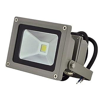 LEDwholesalers 10 5 Watt LED Waterpoof Outdoor Security
