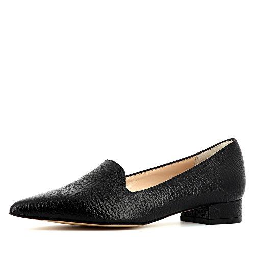Evita Shoes Franca, Mocassini donna, nero (nero), 35