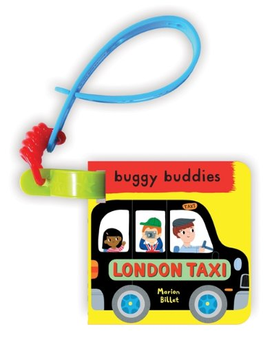 My First London Taxi Buggy Buddy: Buggy Buddies front-327027