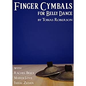 Finger Cymbals for Belly Dance - Tobias Roberson with Rachel Brice & Mardi Love