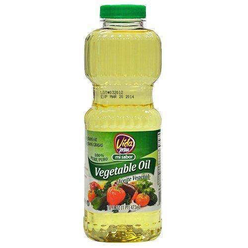 Vegetable oils industry