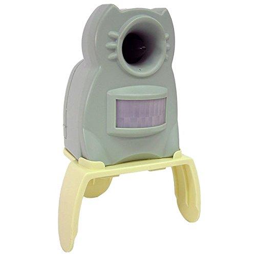 ユタカメイク:ガーデンバリア <ミニ> 変動超音波式ネコ被害軽減器、25m2用 gdx-m