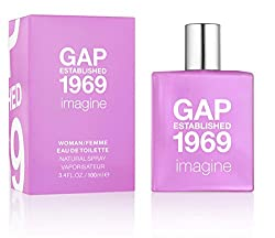 Gap Established 1969 Imagine Woman Eau De Toilette, 3.4 Fluid Ounce