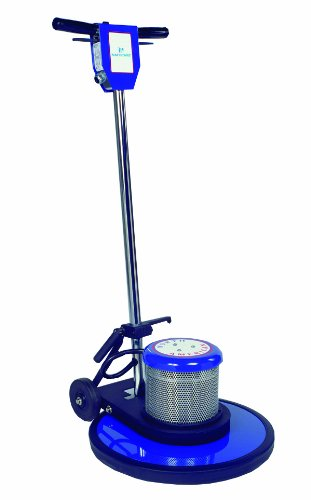 """Nacecare Na17Ss Steel Standard Speed Floor Machine With Economy Pad Holder, 4 Gallon Solution Capacity, 17"""" Brush Size, 1.5 Hp Ac Motor front-628880"""