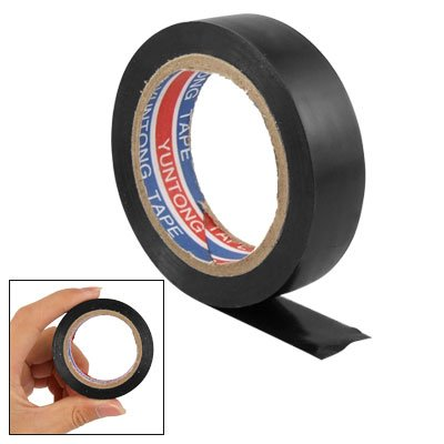 Amico Pvc Wire Adhesive Insulation Electrical Tape, 10M Length X 15Mm Width, Black
