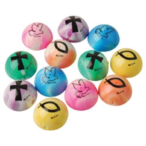 Dozen Religious Christian Jump Poppers