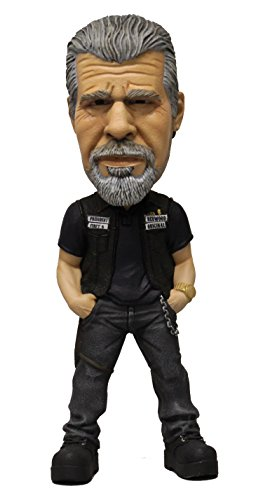 "Mezco Toyz Sons Of Anarchy 6"" Clay Bobblehead"