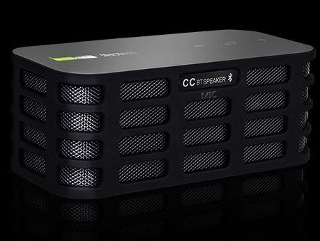 Soundsoul(Tm) Stereo Bluetooth Speaker - Black- 20Hrs Playtime, 15Mtr Bt Range And Enhanced Bass (2014, Black)