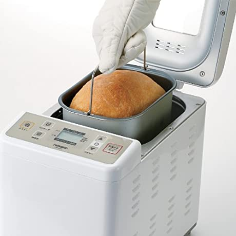 TWINBIRD 【ごはんパン/米粉パン/もちつき】モード搭載 ホームベーカリー