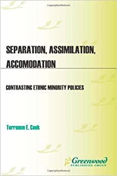 how the segregation assimilation policies Wilson, the first test case involving segregation in higher education the plaintiff was thomas r hocutt, a.
