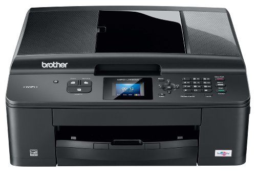 Brother MFC-J430W A4 All-in-One Wireless Colour Inkjet Printer
