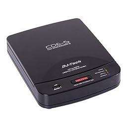 DJ Tech CD Encoder 5 CD to MP3 Direct Encoder