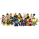 Lego 8831 Minifigures from Series 7