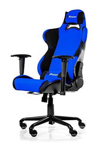 Arrozzi torretta-bl racing fauteuil de bureau bleu