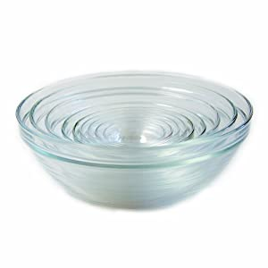 Click to buy Cool Kitchen Gadget: Duralex Lys Stackable 10-Piece Bowl Set from Amazon!