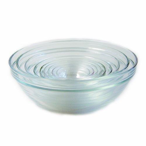 Duralex Lys Stackable 10-Piece Bowl Set