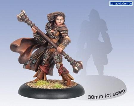 Privateer Press - Hordes - Circle Orboros: Kaya The Wildborne Variant Model Kit - 1