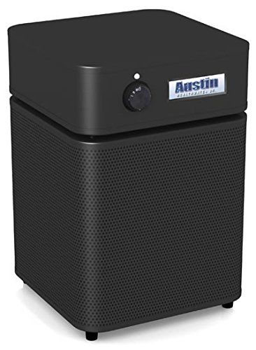 Austin Air HM-250 HealthMate Junior Plus Air Cleaner, Black