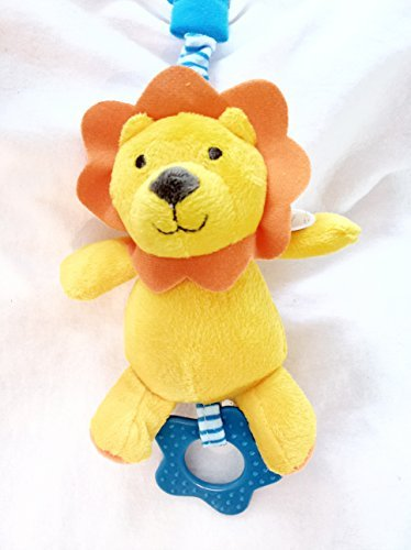 Carter's Child of Mine Chime & Chew Cuddly Lion