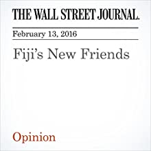 Fiji's New Friends Other by  The Wall Street Journal Narrated by Paul Ryden