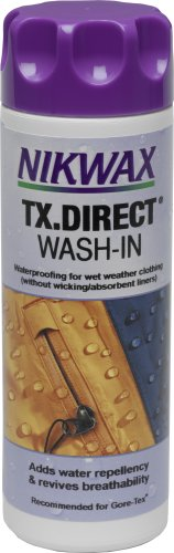 Nikwax TX Direct Wash-in Fabric Water Repellent (10 ounces)