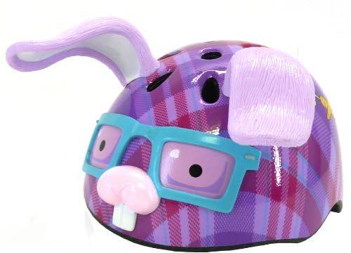 Raskullz(ラスカルズ) 子供用ヘルメット ブレイニーバニー 48~52cm パープル