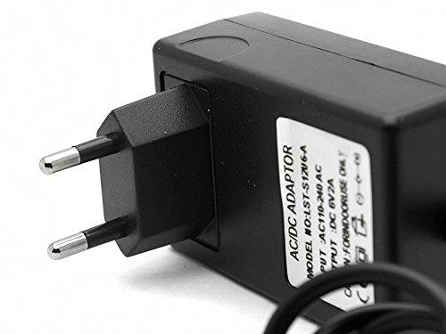 Blueskysea 6V 2A DC Adaptor For MG882K-8M SG550M-8M SG880MK-8M MG882K-8M Scoutguard Camera silent wire nf7 mk2 xlr 2x0 8m