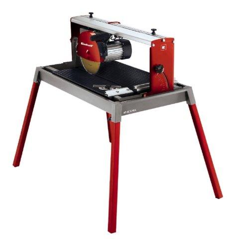 Steintrennmaschine RT-SC 570 L (1500 W, Schnitttiefe 60 mm, Turbo-Diamantscheibe Ø 250 mm, Arbeitstisch 630x450 mm, Laser)