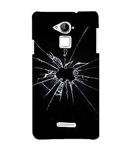 EPICCASE Broken screen Mobile Back Case Cover For Coolpad Note 3 Lite (Designer Case)