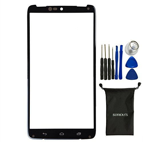 sunways-top-front-outer-glass-lens-screen-replacement-compatible-for-motorola-droid-turbo-xt1254-wit