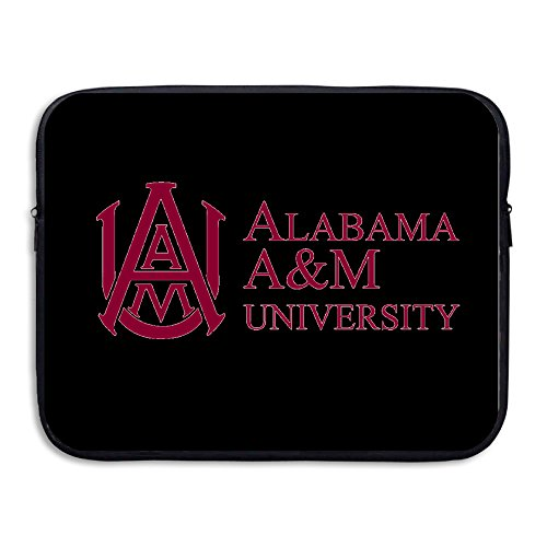 XJBD Alabama Agricultural And Mechanical University Anti-shock Notebook Carrying Cover Bag 13-15 Inch (Slide Pad 3ds Xl compare prices)