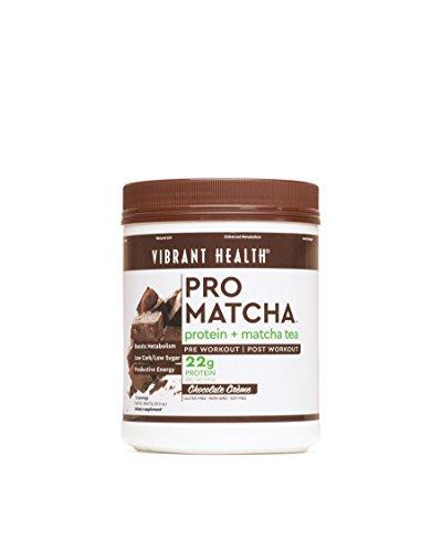 Pro-Matcha-Protein-Sencha-Tee-Schokolade-Creme-Vibrant-Gesundheit