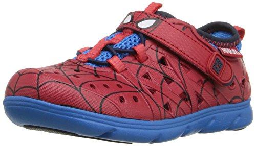 Non Slip Shoes Bottom Red Spider