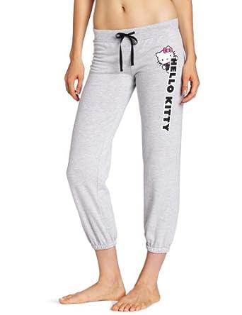 (超低)Hello Kitty 可爱家居裤Juniors Hk Loves Me Solid Sleep Pant 11.20