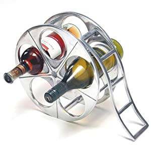 Wine Rack: Film Reel