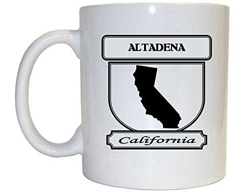 Altadena, California (CA) City Mug (black) (Ca Mug compare prices)