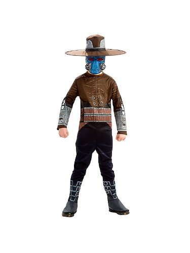 Rubies Star Wars Cad Bane Kids Costume - Medium