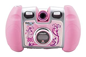 Vtech Kidizoom Twist Digital Camera 122853 (Pink)