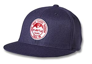 KAVU The KFH Hat, Navy, Small