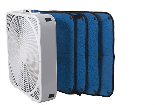 Fan Buddy Washable Air Filter Made For 20 Quot Box Fan
