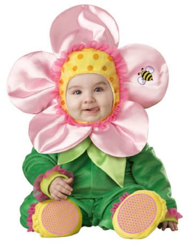 Baby Blossom Toddler Costume 12-18 Mnths - Toddler Halloween Costume