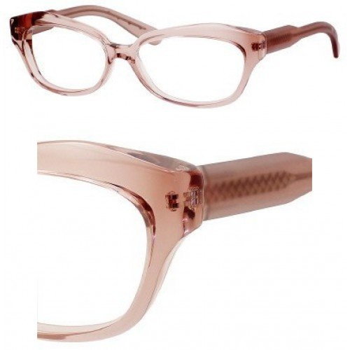 Bottega Veneta Bottega Veneta 175 Eyeglasses Color 004Q 00