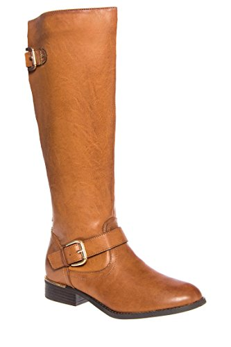 Midday Mid Calf Low Heel Boot