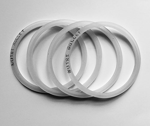 Nutribullet Gaskets 4 Pack
