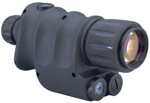 ATN Night Storm-1 Stealth Black Gen 1+, 3.5x Night Vision Monocular