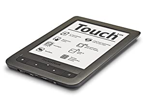 TOUCH LUX BLACK - E-Book-Reader